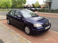 Vauxhall Astra Automatic 5 Door Hatchback Only 42k Mileage 1 Year Mot