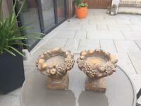 Ornamental candle holders