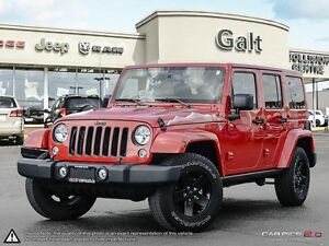 2015 Jeep Wrangler Unlimited SAHARAH | DUAL TOP| NAV | BLUETOOTH