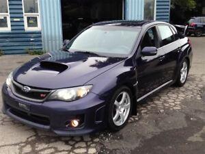2011 Subaru Impreza WRX STi Sport-tech