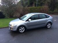 Ford Focus Zetec low miles