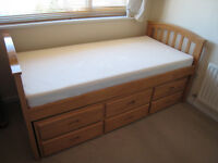 Bargain Single Cabin Style Bed
