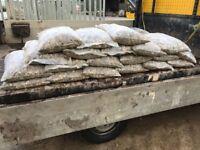 20 x 25kg bags of golden flint.