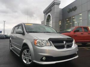 2012 Dodge Grand Caravan CREW 1 OWNER, RARELY WINTER DRIVEN $131