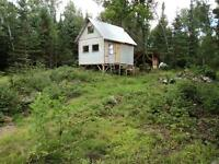 40 Acres with Small Camp north of Searchmont