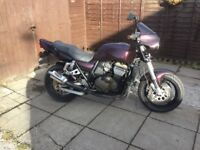 Kawasaki zrx1200 motd and serviced extras
