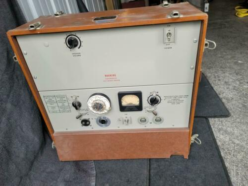 Western Electric KS-19134 L2 Amplifier Control Unit