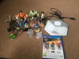 Disney infinity ps4 bundle
