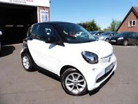 Smart Car Fortwo Coupe PASSION (white) 2015
