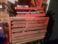 Tool chest and tools