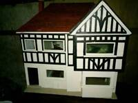 Dolls house AND furniture £15