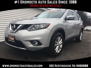2016 Nissan Rogue BRAND NEW WINTER TIRES