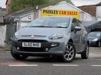 Fiat Punto Evo 1.4 GP 3dr (grey) 2010