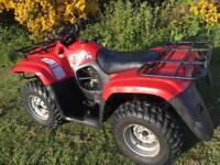 Suzuki Eigger 400 Quad