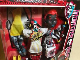 Monster High Wydowna Brand New