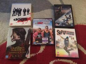 25 good DVD's for sale