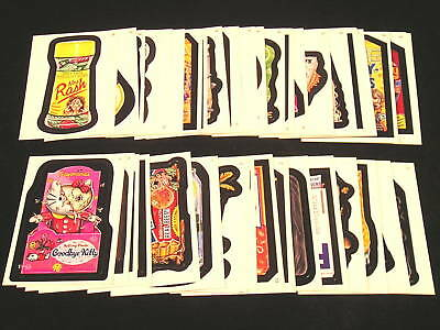 2005 Topps Wacky Packages ANS2 Series 2 COMPLETE SET of 55 STICKERS nm