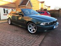 BMW 540I INDIVIDUAL HIGH SPEC IMMACULATE CONDITION 2 OWNERS FROM NEW