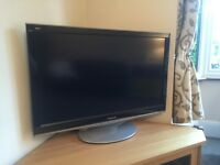 "Panasonic 37"" LCD TV"