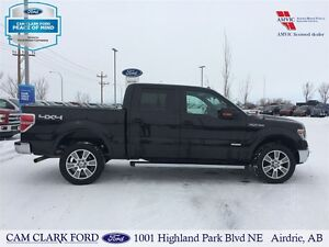 2014 Ford F-150 Lariat SuperCrew EcoBoost 4WD