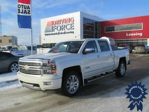 2015 Chevrolet Silverado 1500 High Country Crew Cab, 43,237 KMs