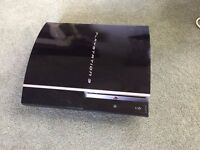 PS3 Console 160GB + 1 Controller and 11 game bundle