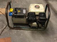 Honda 2.4 kva generator