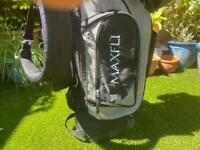 Maxfli stick bag excellent condition