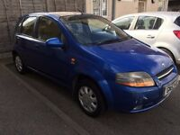 DAWEOO KALOS 1.4 Petrol AUTOMATIC *** GENUINE LOW MILEAGE ***