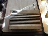 Grey Roberts Vintage Transistor Radio RP 26 WORKING with it own lead