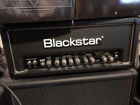 Blackstar HT5R Tube Amp Head + 408 Cab