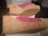 Russell and bromley sandals boxed size 6