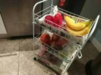 Vegetable trolley
