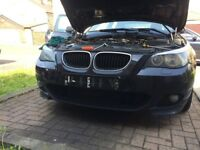 BMW 5 SERIES E60 2006 525D M SPORT 6 SPEED MANUAL