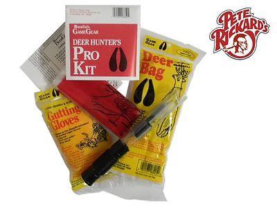 PETE RICKARD'S - #8850 DEER HUNTING PRO KIT MADE IN (Deer Kit)