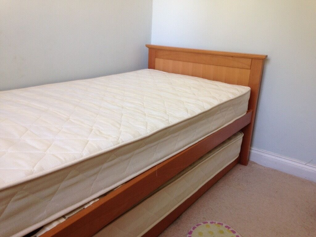 Ms Bedroom Furniture Ms Twin Single Beds Stacking In Oxford Oxfordshire Gumtree