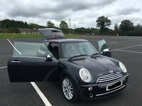 Black MINI ONE for sale