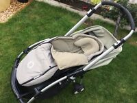 Bugaboo Bee Push Chair / Buggy plus Extras