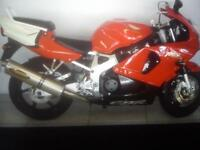 Motorbike Honda Fireblade/Firestorm