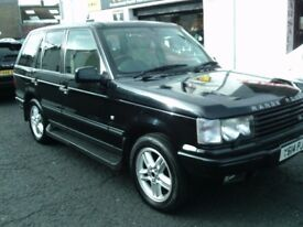 2001 Y LAND ROVER RANGE ROVER 4.6 V8 VOGUE AUTOMATIC ** VERY CLEAN AND TIDY INSIDE AND OUT **