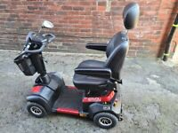 Envoy 8 plus mobility scooter