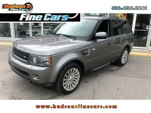 2011 Land Rover Range Rover Sport HSE+LUXURY+BACK UP+NAVI CERTIF
