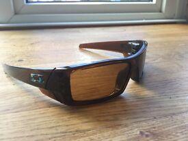 Oakley Gascan Sunglasses (Brown)