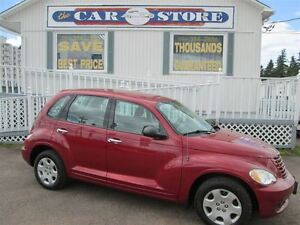 2009 Chrysler PT Cruiser LX ONLY 78,000 KMS!! LOW ! LOW KMS!!