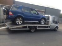 BREAKDOWN NATIONWIDE CAR RECOVERY TRANSPORTION COLLECTION/DELIVERY SERVICE YORKSHIRE 07543436454
