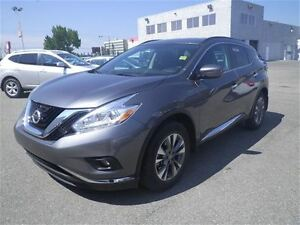 2017 Nissan Murano SV | Navi | Heated Seats | Moonroof |