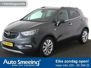 Opel Mokka X 1.4 Turbo Innovation Automaat Navigatie