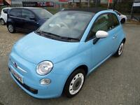 Fiat 500 1.2 Colour Therapy 2dr, Only 1 Owner From New & Only Covered 18,500 Miles! Great Condition