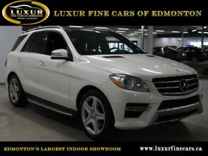 2013 Mercedes-Benz Ml350 BlueTec M-Class