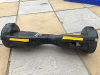 Balance board hoverboard. Swegway only black